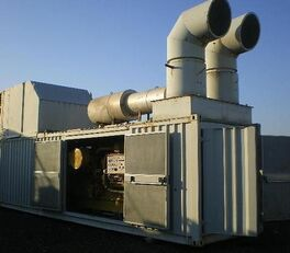 kontainer khusus lainnya CATERPILLAR G3512 Bio-Gas