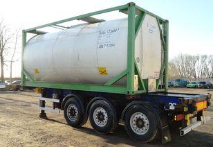 kontainer tangki 20 kaki SCHMITZ CARGOBULL SP27