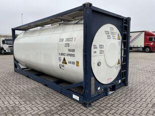 kontainer tangki 30 kaki TRENCOR 30m3