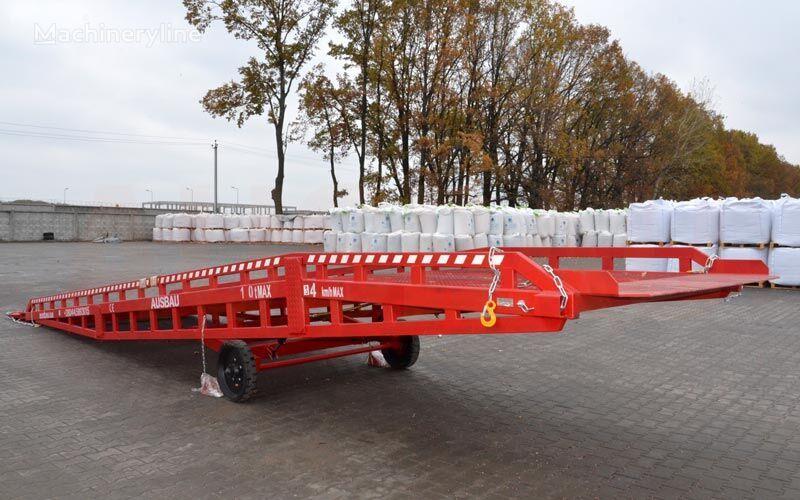 ramp untuk bongkar muat AUSBAU Mobile lasteramper, mobilna utovarna rampa, rampa di carico baru