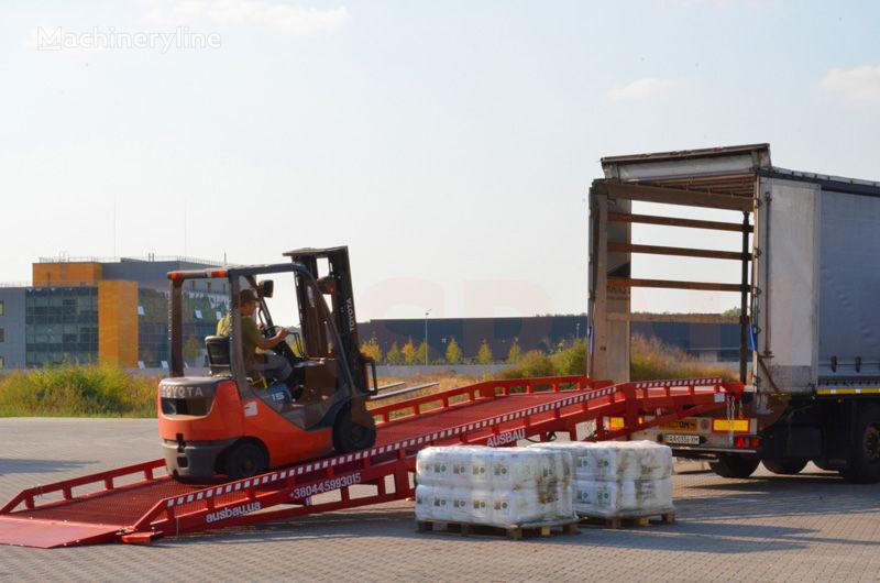ramp untuk bongkar muat AUSBAU Rampa załadowcza, mobil rampe, rampe de incarcare baru