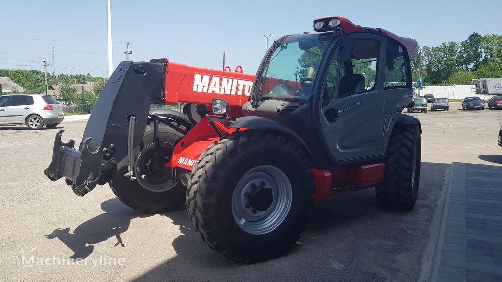 telehandler MANITOU MLT 840 Elite