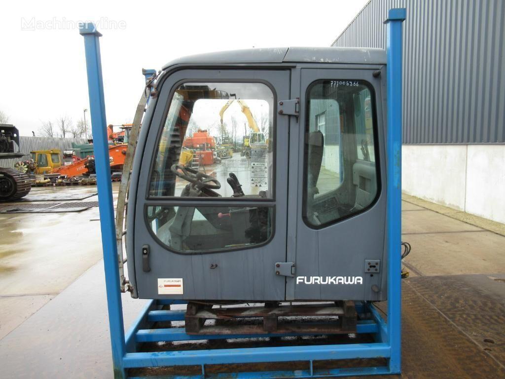 kabin (00937) untuk excavator FURUKAWA
