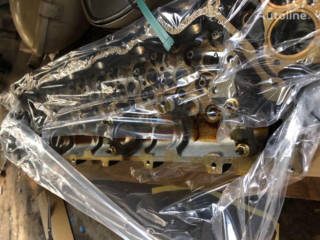 kepala silinder HITACHI ZX350 or kobelco ISUZU ,202 KW 6 cylinder head NEW (AH-6HK1XYSA-01) untuk excavator baru
