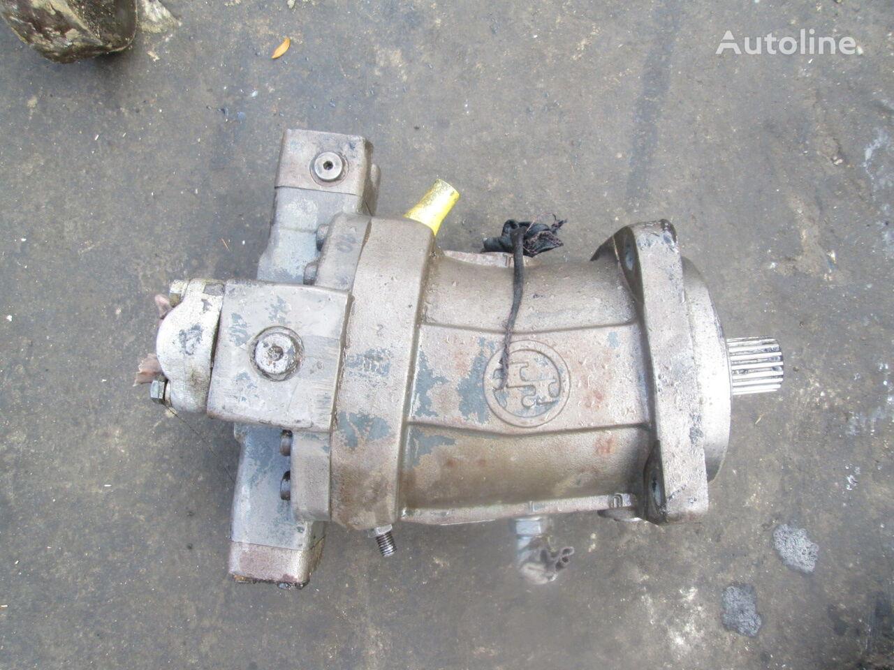 motor hidraulik KOMATSU A6VMN107HA1 untuk excavator KOMATSU PW 130-6K