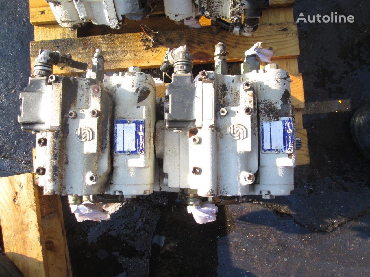 pompa hidraulik Sauer-Danfoss 42R28C E1A203A2A untuk wheel loader
