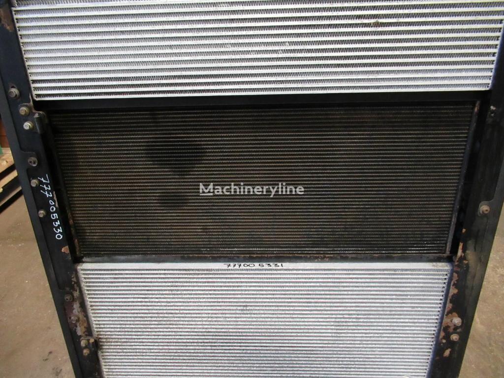radiator pendingin mesin LIEBHERR R944B-EW untuk excavator