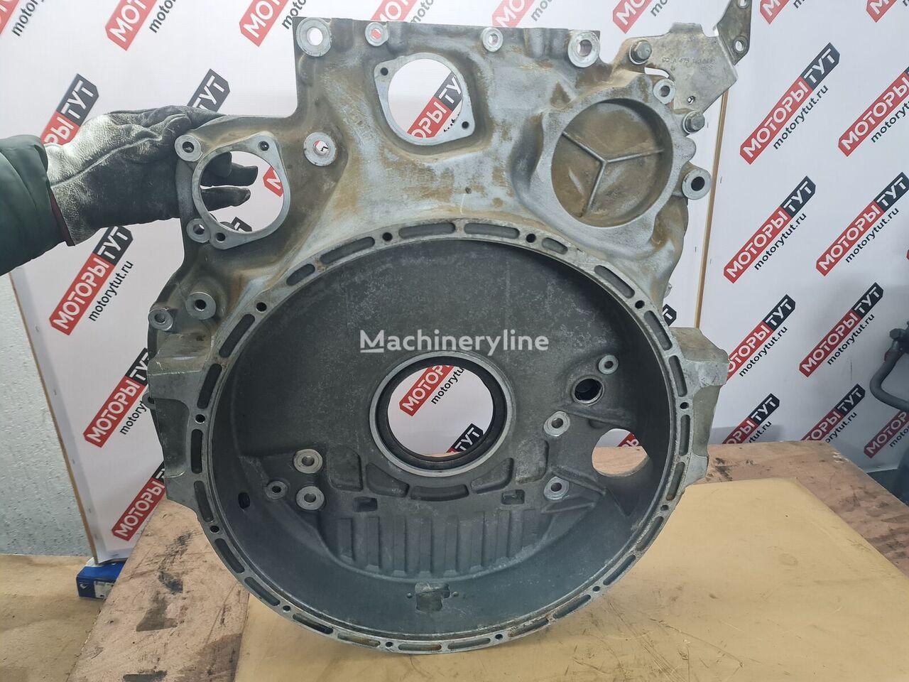 rumah flywheel MERCEDES-BENZ OM 473 LA untuk peralatan konstruksi lainnya MERCEDES-BENZ OM473LA